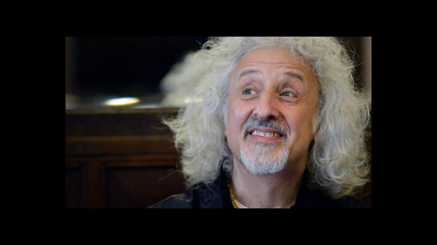 Video Mischa Maisky: Dvořák je můj nejoblíbenější skladatel