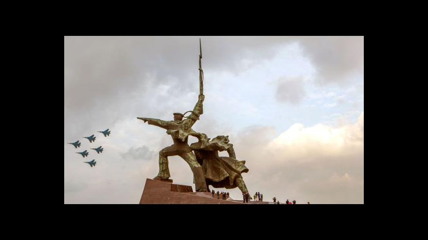 Video Rusko zbrojí a posiluje pozice