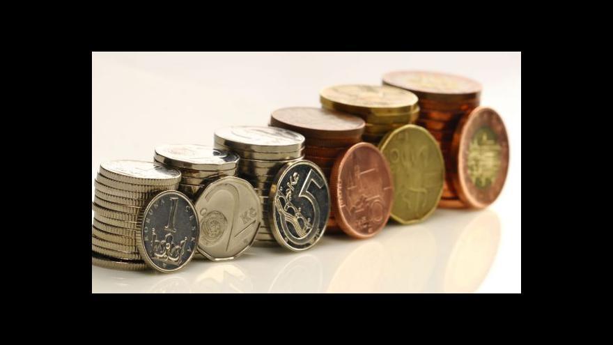Video Sedláček: Kdybychom měli euro, nemusíme se výkyvy měn zabývat