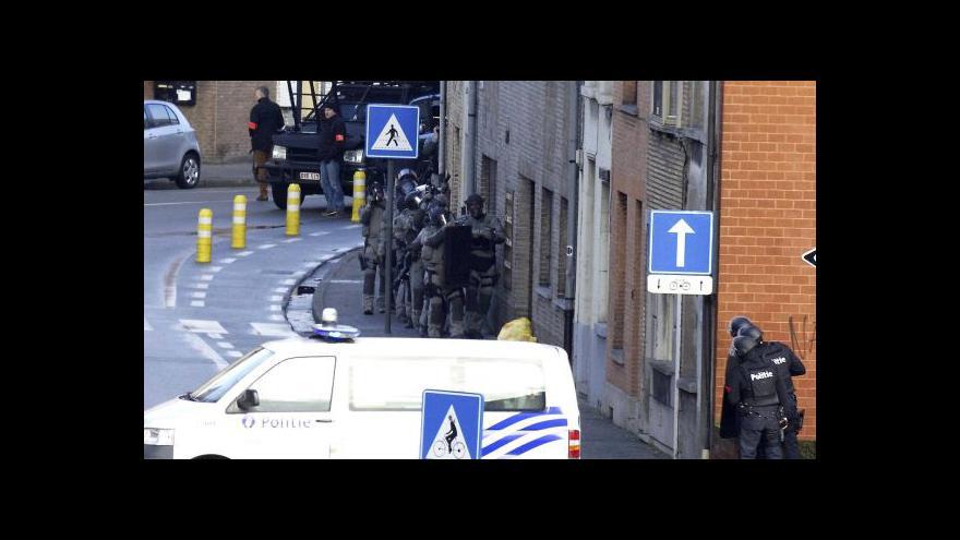 Video Události: Zásahy proti islámským radikálům napříč Evropou