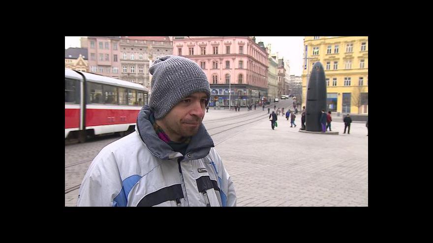 Video O brněnském orloji hovoří jeden z jeho fanoušků Tomáš Sedlák