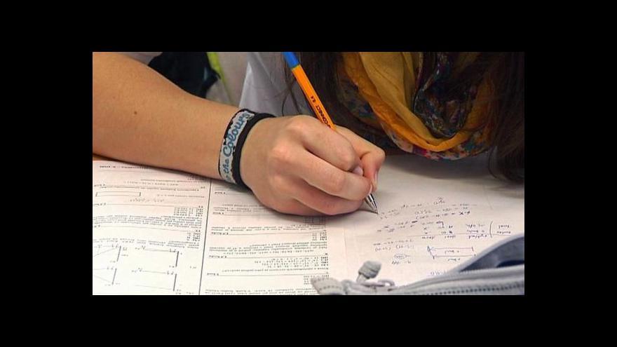 Video Scio k pilotním testům přijímacích zkoušek