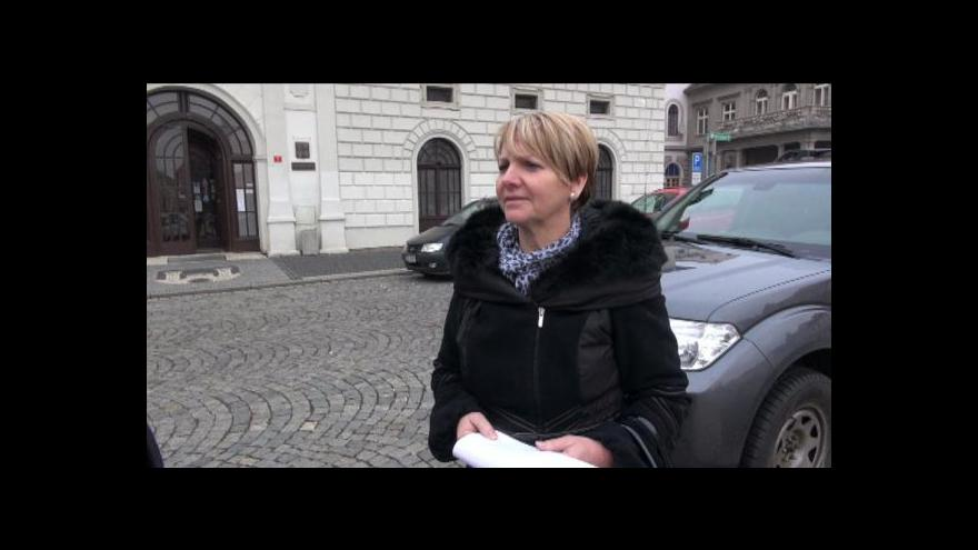Video Změna ve vedení Žatce