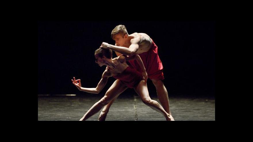 Video Večer dvou baletů v Ostravě