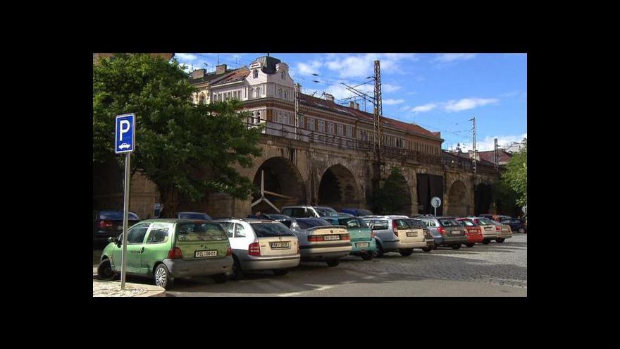 Video Yvette Vašourková k rekonstrukci Negrelliho viaduktu