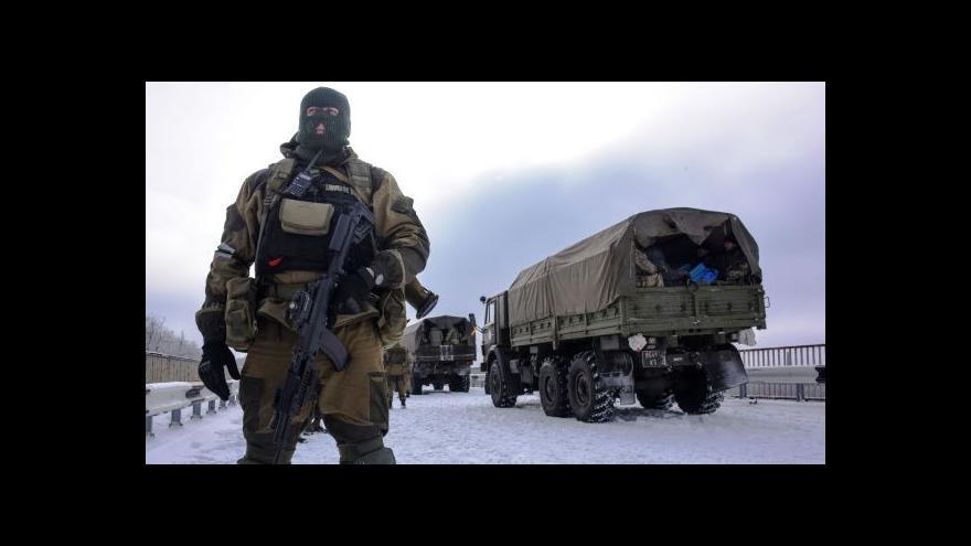 Video Jednání v Minsku nebude