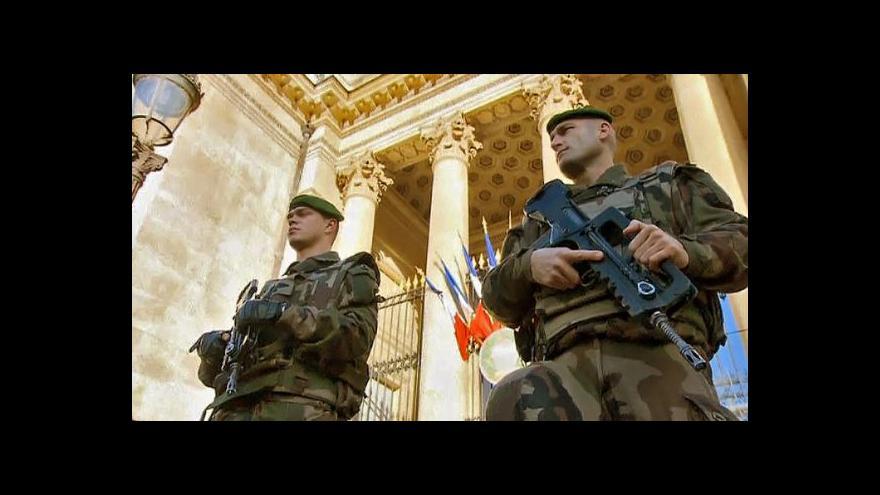 Video Horizont: Hrozba útoků je vysoká, předejít jim bude náročné