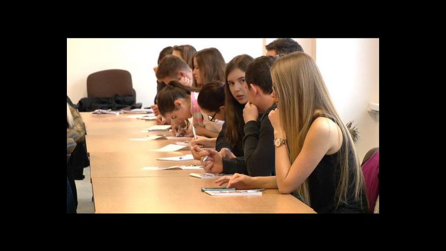 Video Peníze pro stát - výuka pro studenty