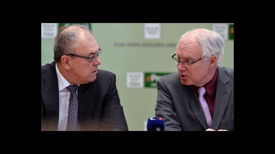 Video ZÁZNAM: Důchodová komise představila své návrhy