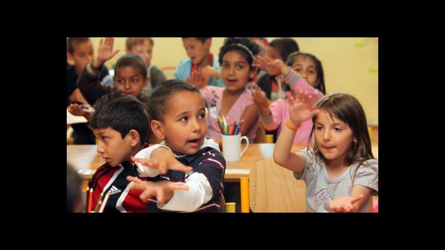 Video Diskriminace ve vzdělávání romských dětí trvá