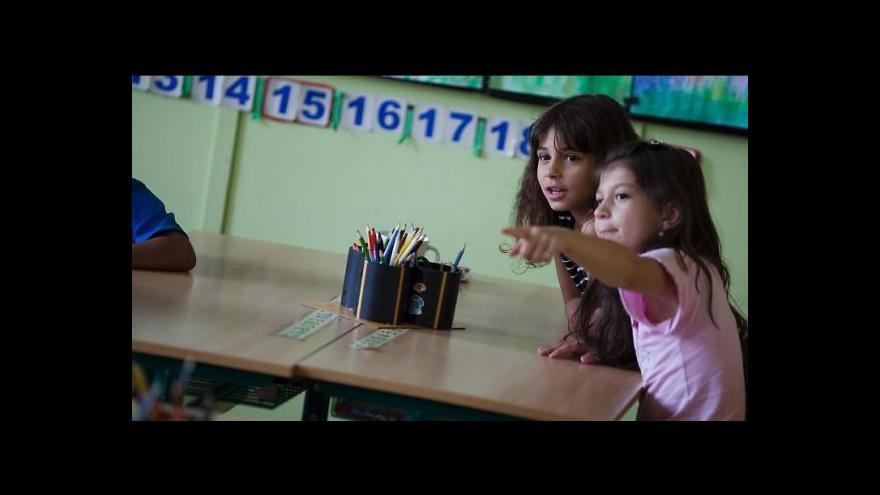 Video Události o vzdělávání českých dětí