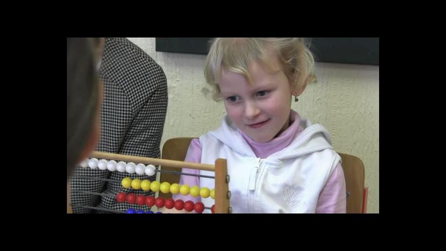 Video Jak se mají školy vyrovnat s převisem předškoláků?