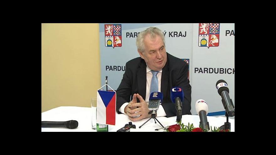Video Zeman: Kdo se neadaptuje, měl by hostitelskou zemi opustit