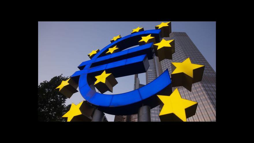 Video Brožka: Pokud ECB nebude nakupovat vládní dluhopisy, bude to zklamání