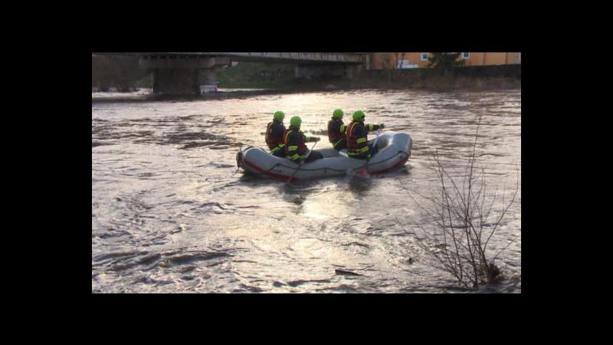 Video Pátrání po ztraceném vodákovi