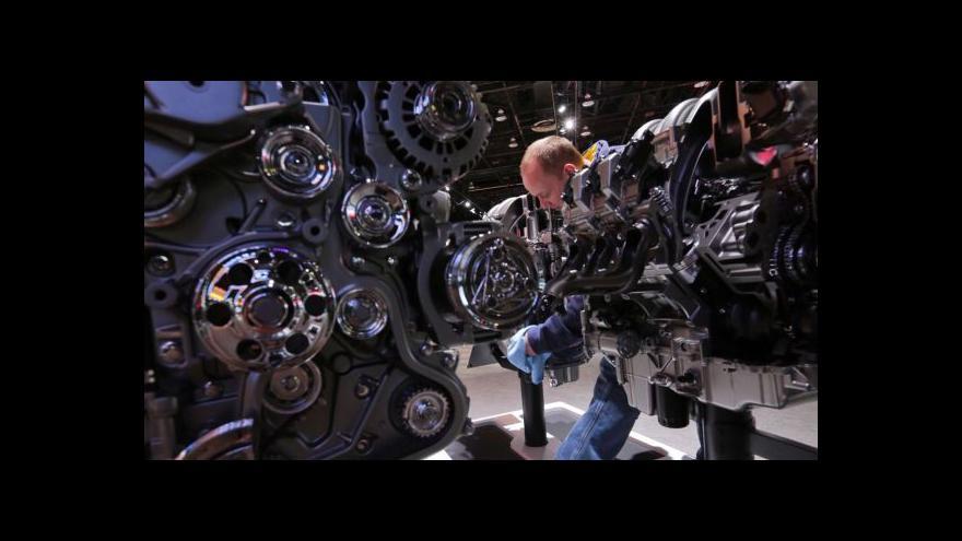 Video Detroit hlásí návrat silných motorů