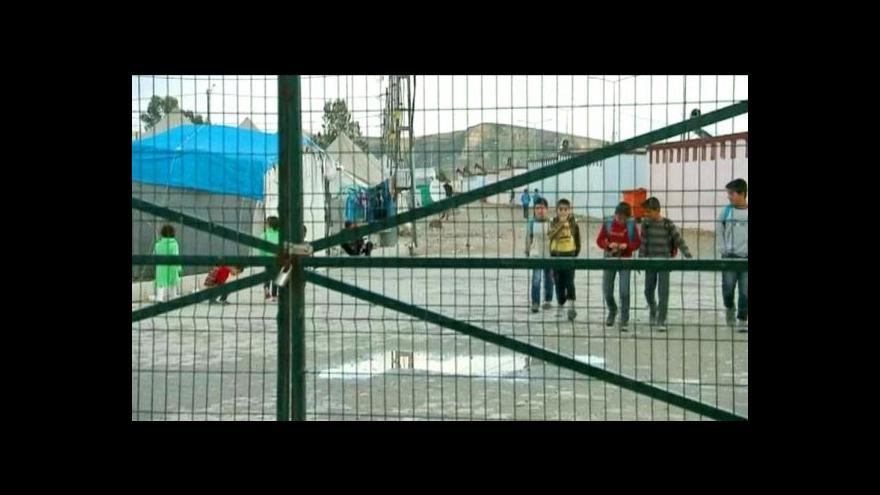 Video Události: V Česku má dostat azyl asi 70 syrských uprchlíků