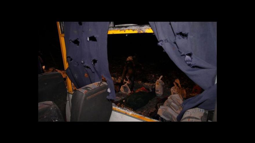 Video Tragédie cestujících znovu vyostřila situaci na Ukrajině