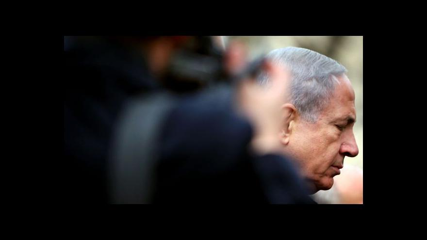 Video Netanjahu měl asi v neděli raději zůstat doma