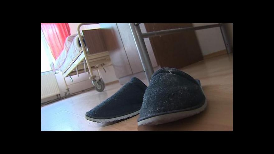Video Téma Událostí: Kontroly domovů pro seniory zpřísnily