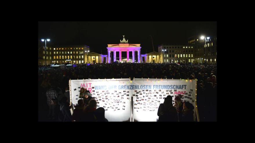 Video Německá odpověď na teror ve Francii