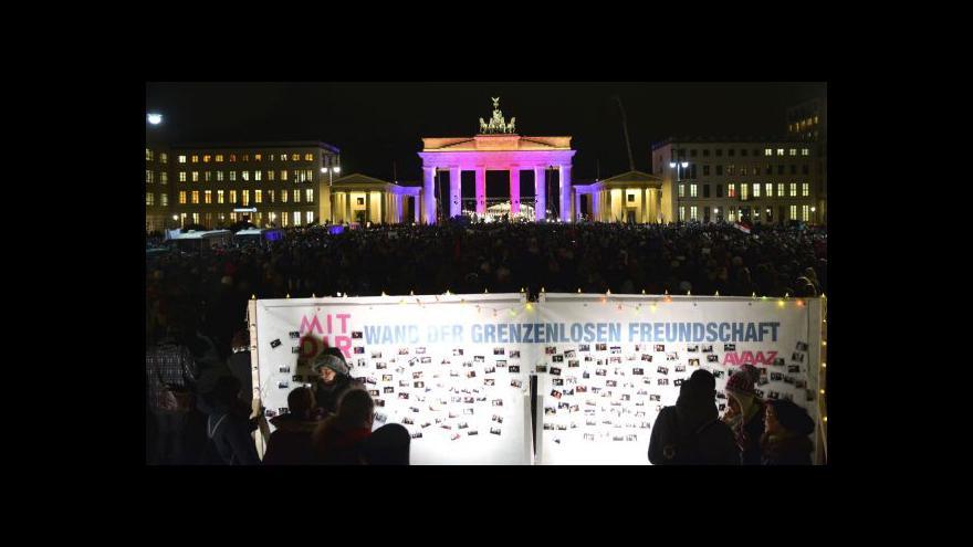 Video Berlínská pieta: Islám patří k Německu