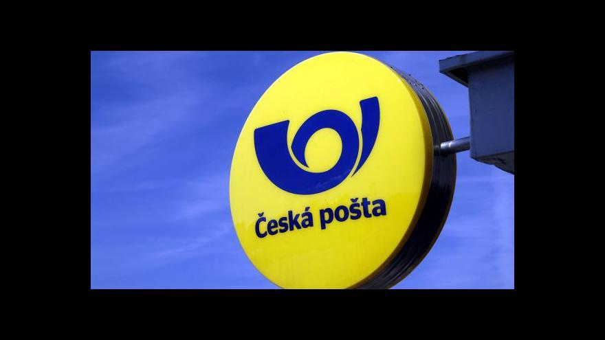 Video Poštovní pobočky možná zafinancuje přímo státní rozpočet