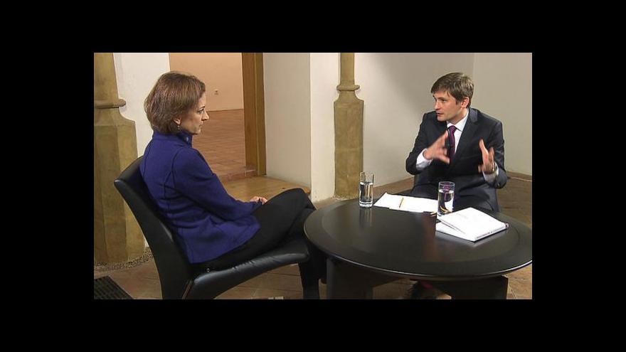 Video Rozhovor s novinářkou Anne Applebaumovou