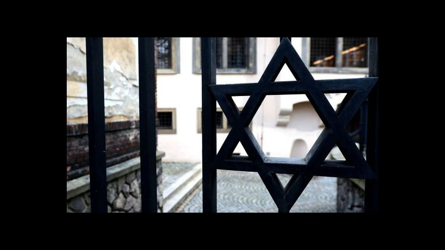 Video Tomáš Kraus: Imigrace Židů do Izraele je v Evropě na vzestupu