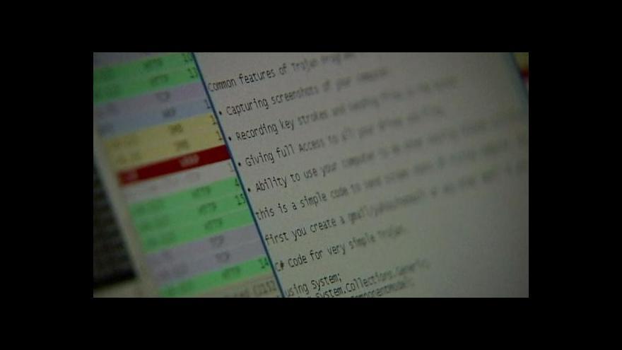 Video Horizont: Kybernetický útok radikálů