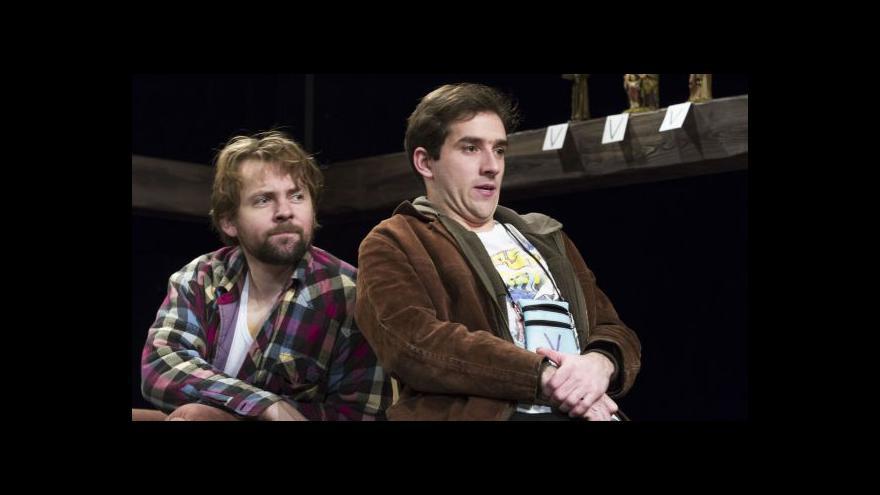 Video Divadlo v Celetné se proměnilo v Osiřelý západ