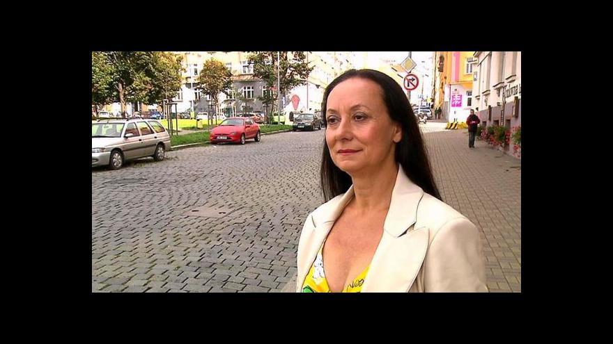 Video Události: Volby na Praze 10 u Ústavního soudu