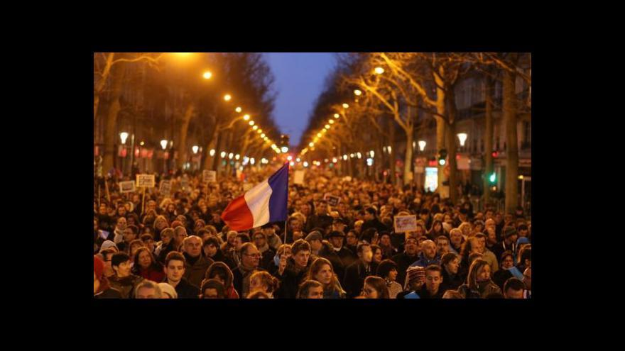 Video Události, komentáře: Francie a Evropa po útocích