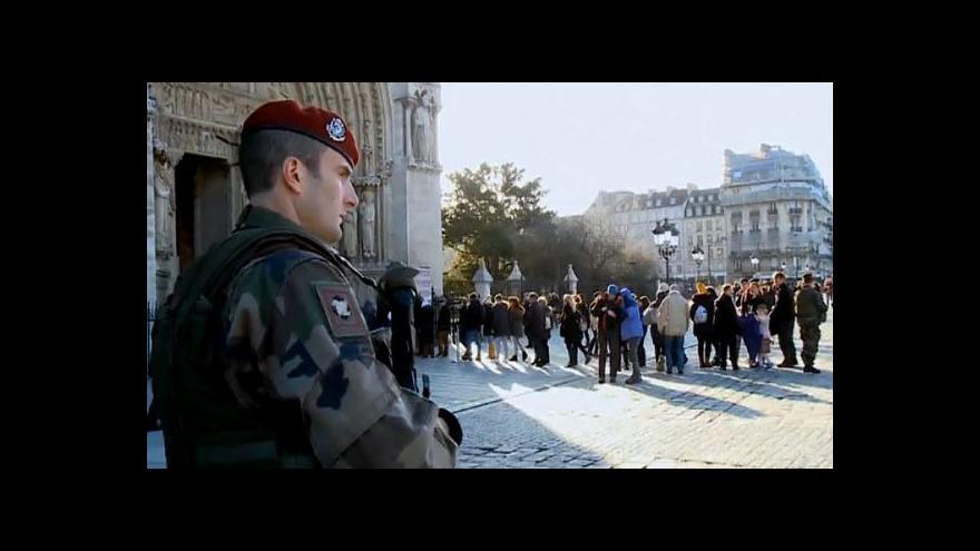Video Na události ve Francii reagují i další evropské země
