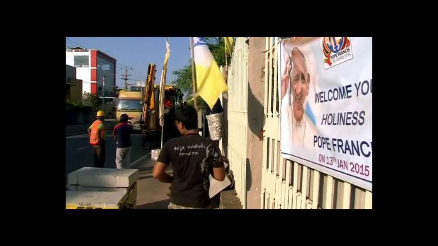 Video František míří na další asijskou cestu