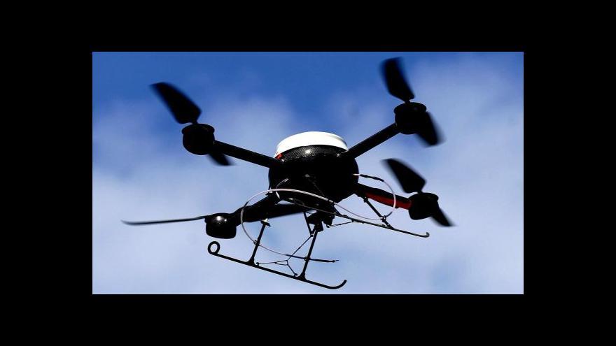 Video Události: Drony bez povolení