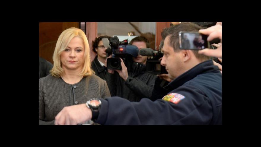 Video Hynek: Soud bude možná probíhat neveřejně