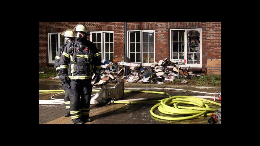 Video Zpravodaj ČT k rannímu útoku v Německu