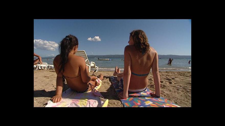 Video Události: Koruna zdraží dovolené
