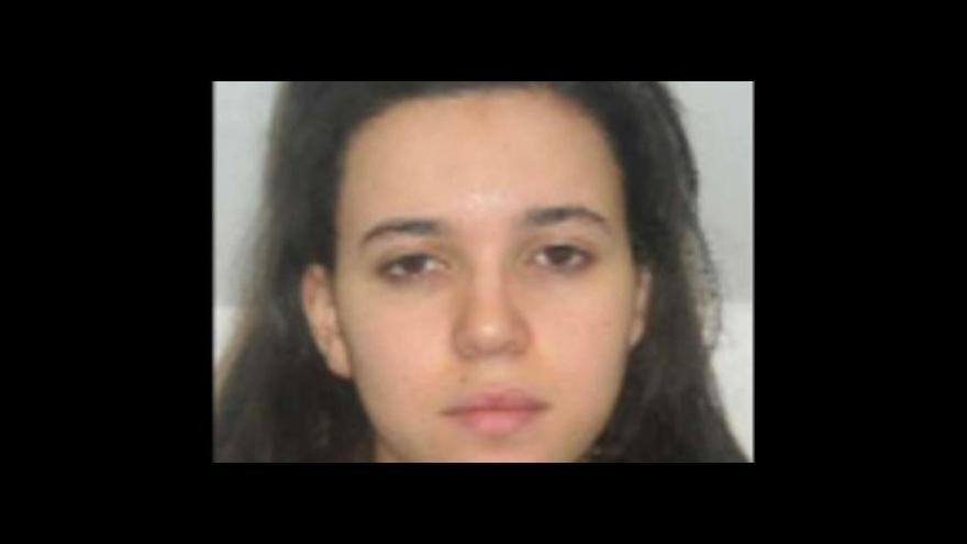 Video Útok v Paříži: Utekla údajná spolupachatelka