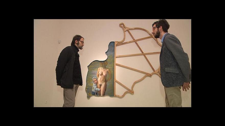Video Milan Salák pokouší hranice své intimity