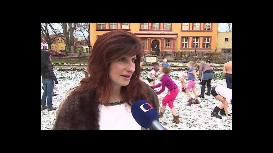 Video O otužování dětí hovoří zástupkyně ředitele Helena Šteflová