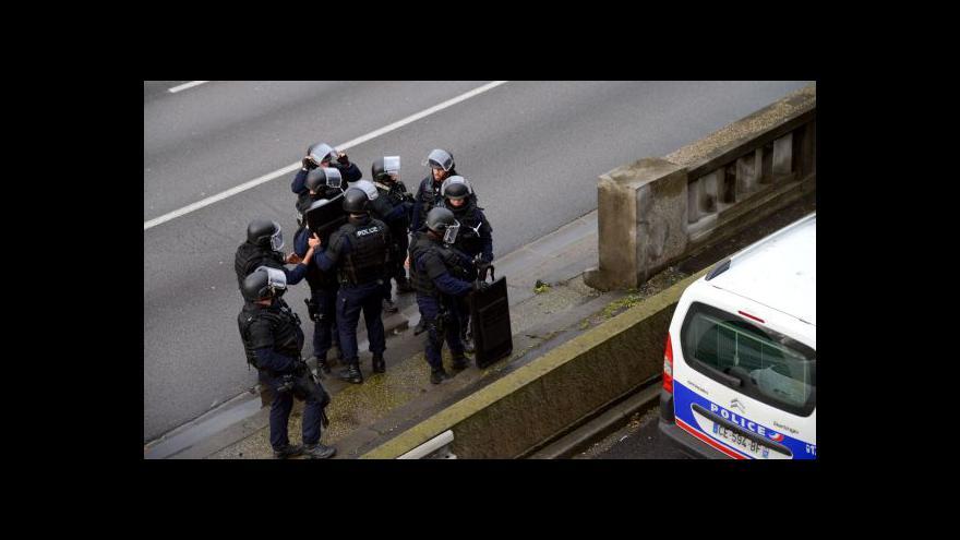 Video Horizont k zásahům proti teroristům v Paříži