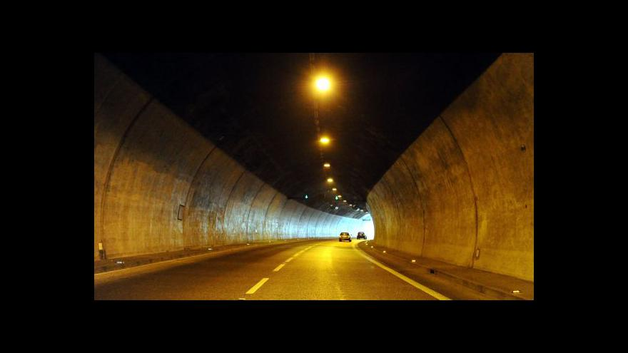Video Pisárecký tunel v Brně se kvůli rekonstrukci uzavřel