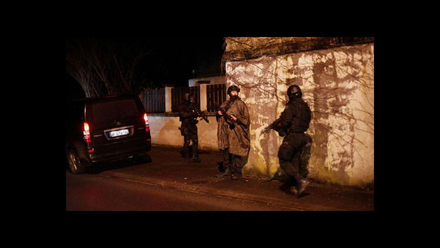 Video Události: Francie pátrá po útočnících z Charlie Hebdo