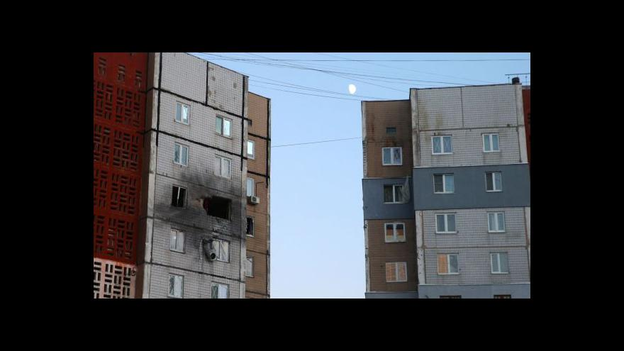 Video Člověk v tísni pomáhá Ukrajině