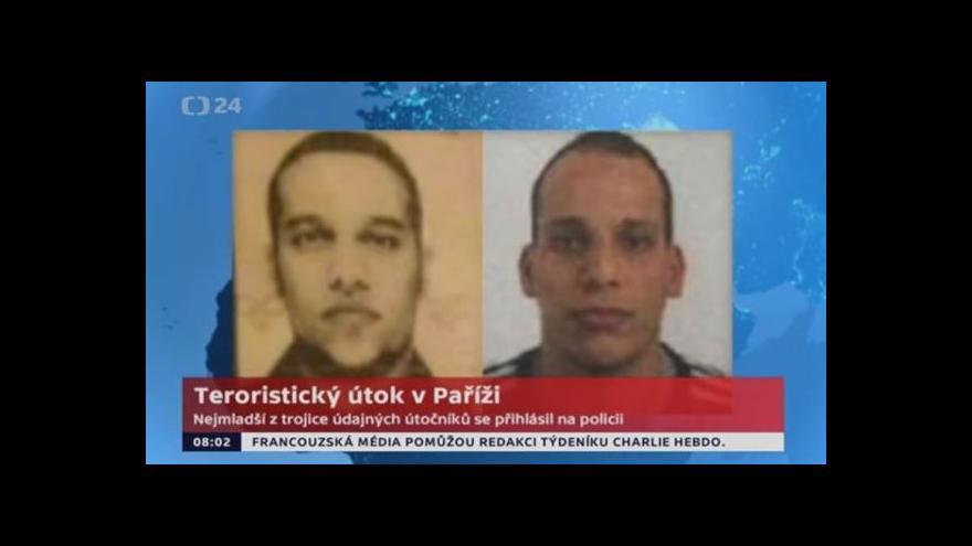 Video Mourad se vzdal polici, Francii čeká den smutku