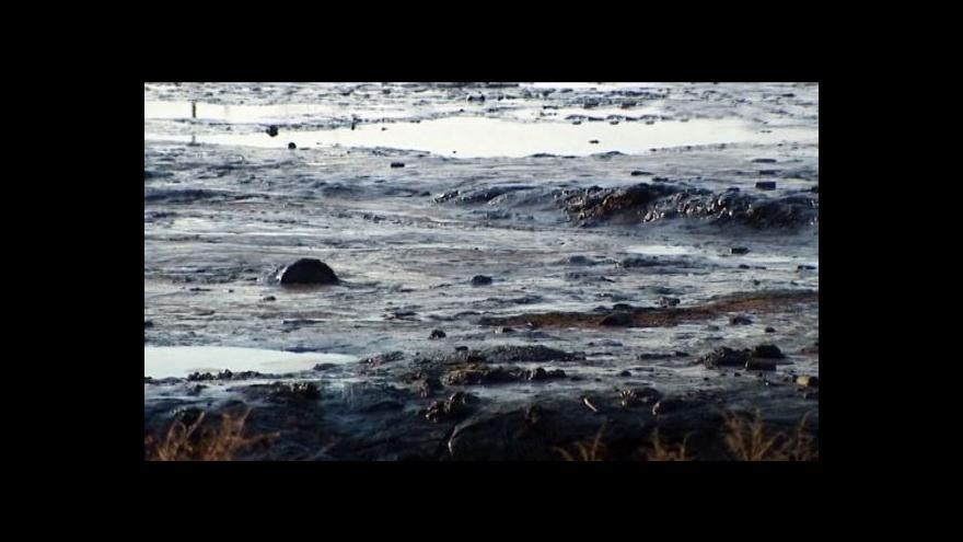 Video Ministerstvo financí chce převzít zakázky na likvidaci lagun