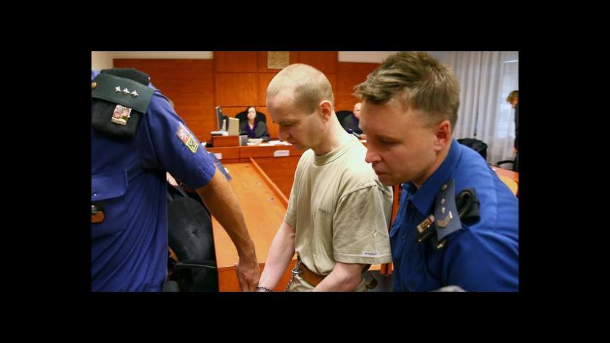 Video Houskův vrah dostal mírnější trest