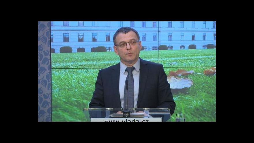 Video Ministr zahraničí k útoku v Paříži